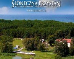 Domki, pokoje i apartament Słoneczna Przystań
