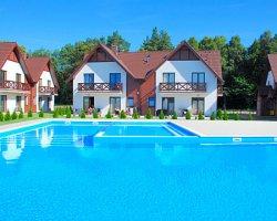 Apartementy z basenem w Łebie