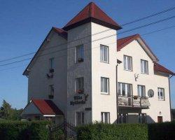Dom Myśliwski w Łebie