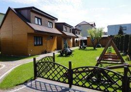 Domki i apartament Kryspi