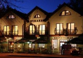 Hotel Spinaker w Łebie