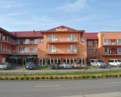 Pensjonat Maxim w Łebie
