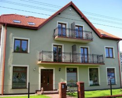 Villa RemedioS w Łebie