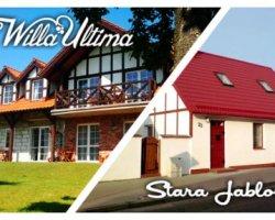 Willa Ultima - pokoje gościnne - Łeba