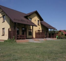 Dom letniskowy Muszelka
