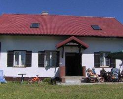 Dom letniskowy Nadia w Lubiatowie
