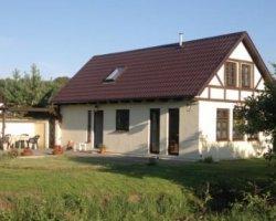 Komfortowy dom w Lubiatowie