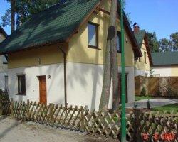 Dom letniskowy Żubr - Łukęcin