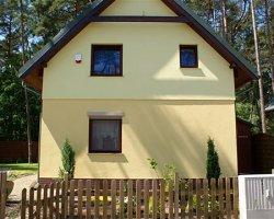 Domek Sosenka w Łukęcinie