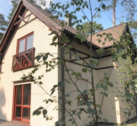 Domek w Łukęcinie