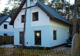 Villa Deluxe - domek Łukęcin