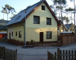 Villa Isabella - domek w Łukęcinie