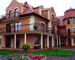 Kwatery prywatne Pałacyk - Międzywodzie