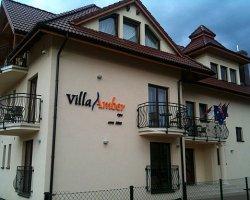 Villa Amber w Międzywodziu