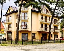 Villa CARMEN w Międzywodziu