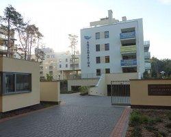 Apartament Aliant w Międzyzdrojach