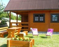 Domki letniskowe MUSZELKA Mielno - Mielenko