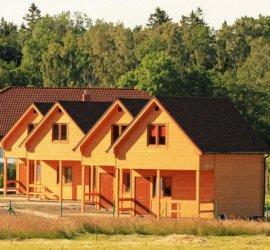 Drewniane Domki Wczasowe