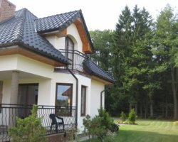 Villa Aurelia - pokoje i domki w Mielenku
