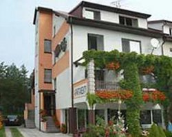 Dom Przy Wydmie GREG w Mielnie