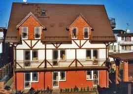 Domek w Kratkę - Kwatery prywatne w Mielnie