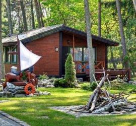 """Domki letniskowe """"Leśny Resort"""" w Mielnie"""