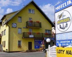 Hotelik Admirał w Mielnie