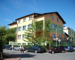 Pensjonat Adriana w Mielnie