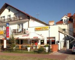 Pensjonat Opty w Mielnie