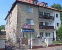 Pensjonat Pasat w Mielnie