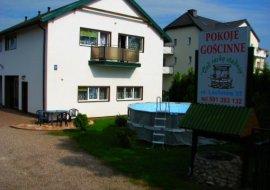 Pensjonat Pod Suchą Studnią w Mielnie