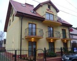 Apartamenty i pokoje w Willi Dafne - Niechorze