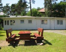 Biały domek w Pobierowie