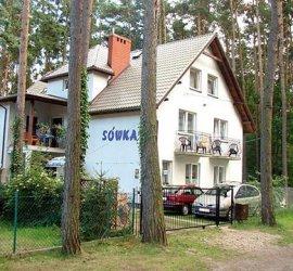 Dom Gościnny Sówka