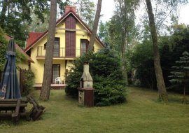 Dom na Krótkiej w Pobierowie