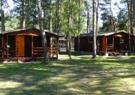 Domki na leśnej polanie + pokoje
