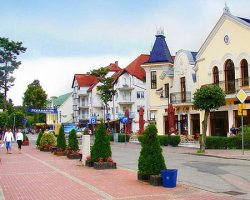 Pensjonat Galex w Pobierowie