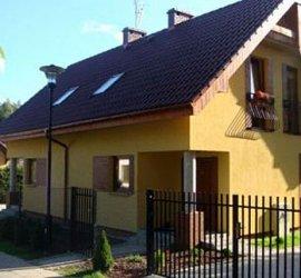 Domki letniskowe KORAL w Poddąbiu