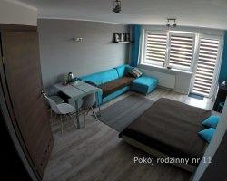 Pokoje gościnne REWA