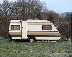 Domek i pole campingowe EWA w Rewalu