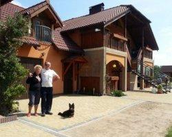 Domki i pokoje U Ryśka - Rewal