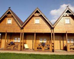 Nowe domki Ranczo w Rewalu