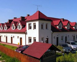 Apartamenty Fala w Rowach