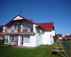 Biały Domek w Rowach