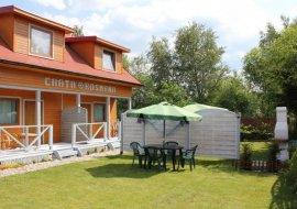 Chata Bosmana - wakacje w Rowach