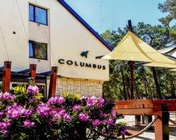 Columbus w Rowach
