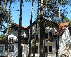Dom wypoczynkowy  MAGADOR w Rowach