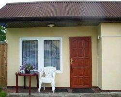 Domek i pokoje gościnne - Rowy