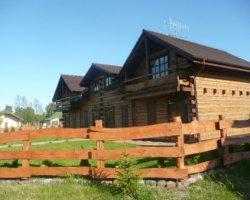 Domy Letniskowe KUBUŚ w Rowach