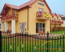 Pokoje i apartamenty MARINA w Rowach